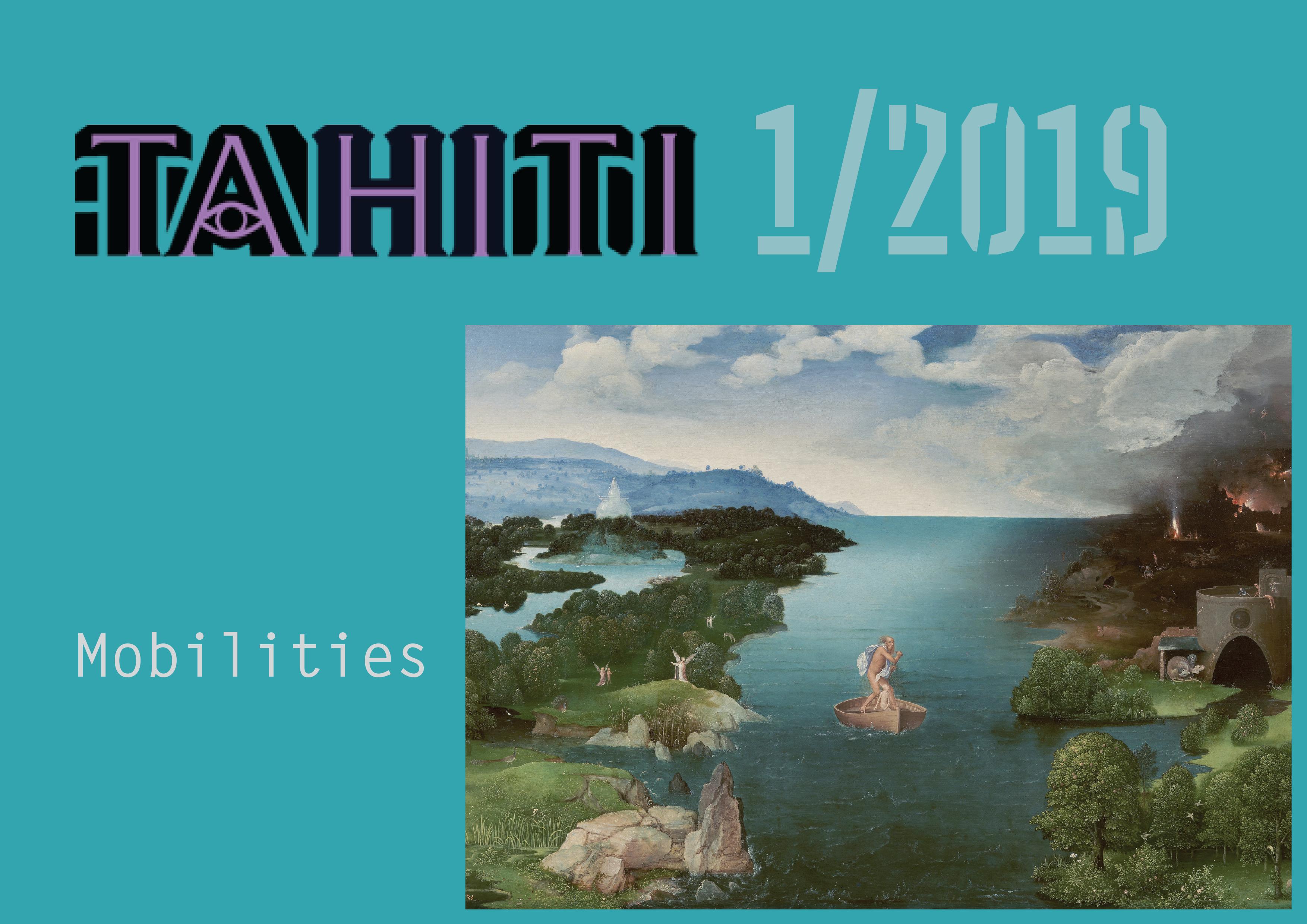 Vol 9 Nro 1 (2019): Mobilities